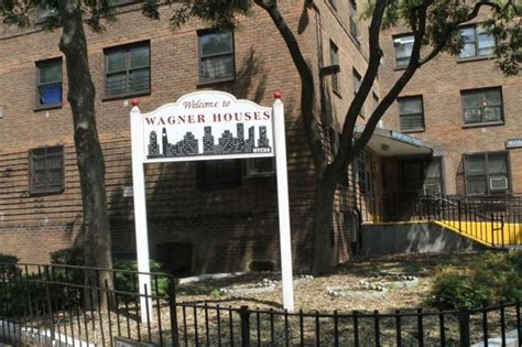 wagner houses nycha defend alleged gangbangers rip da at wagner houses ny daily news