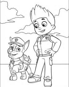 free paw patrol coloring pages free coloring pages of paw patrol cat rubble