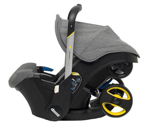 baby car seat and stroller all in one doona all in one infant car seat stroller pottery barn