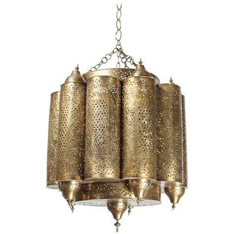 moroccan chandelier lighting brass moroccan mosque chandelier in the style of alberto