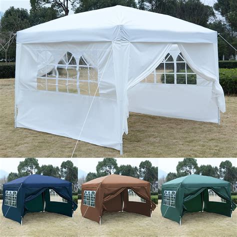 gazebo tent canopy 10 x 10 ez pop up tent canopy gazebo