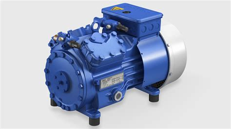 compressor vs motor ha single stage compressors