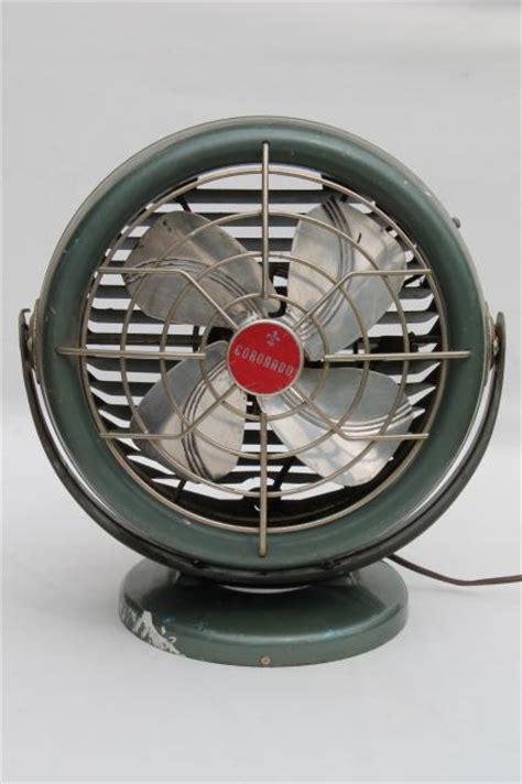 one stop fan shop vintage coronado electric fan mid century modern retro