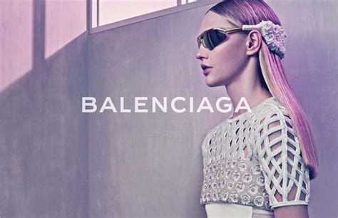 Fab Ad Balenciaga Springsummer 08 by Balenciaga The Summer 2015 Ad Caign Vogue It