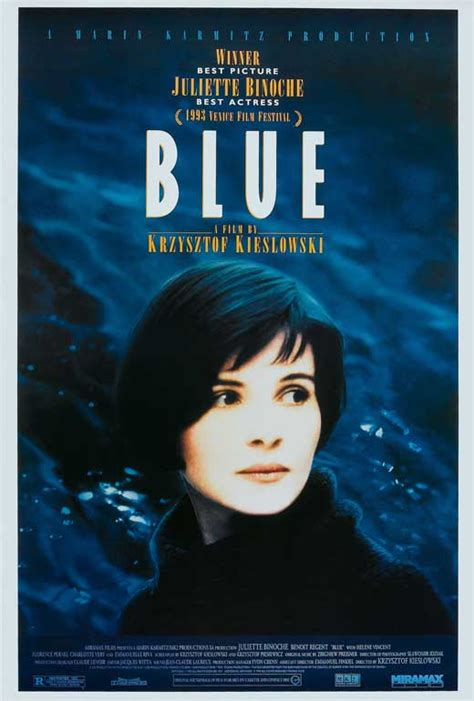 film blue red white three colors blue movie posters from movie poster shop