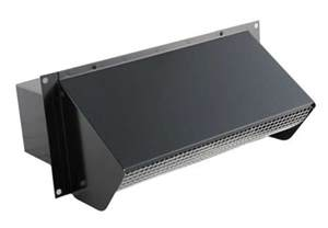kitchen exhaust vent wall cap 3 1 4 in x 10 in rectangular appliance wall vent famco