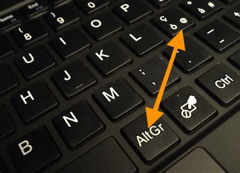 lettere per tastiera come fare la chiocciola sulla tastiera salvatore aranzulla
