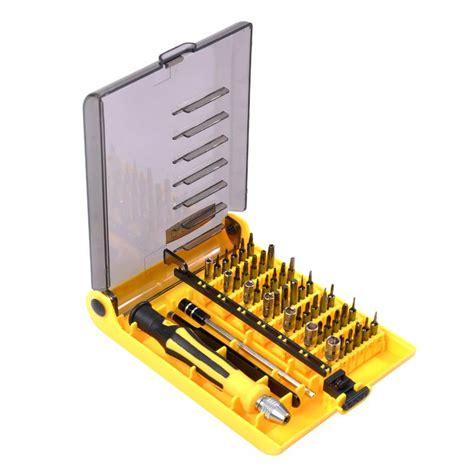Orico St3 Screwdriver Set Obeng Set Teknisi 42 In 1 orico st3 42 in 1 magnetic screwdriver set st3 mwave au