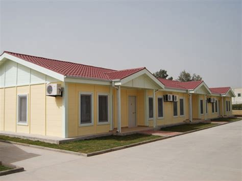 low cost housing bauhu prefabricated modular construction and low cost