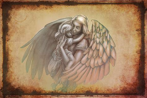 Tattoo Angel Child | angel child tattoo by chilli49shorty on deviantart