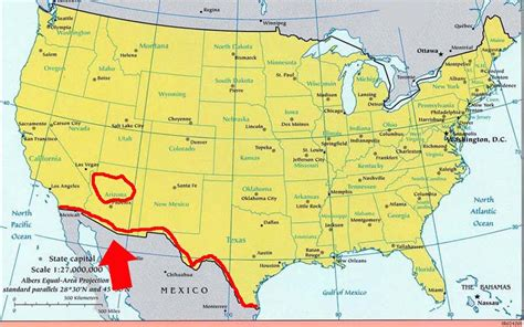 states that border texas map eaglespeak 06 01 2010 07 01 2010