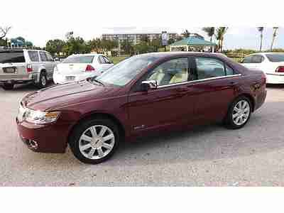 purchase used 2006 2007 2008 2009 lincoln mkz zephyr ford