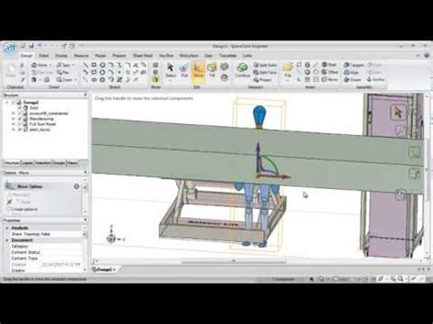 plant layout youtube spaceclaim for manufacturing plant layout design youtube