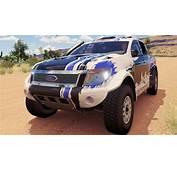 Ford Ranger T6 Rally RAID 2014  Forza Horizon 3 Test