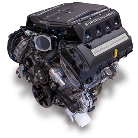 edelbrock crate motors edelbrock 468700 supercharged 5 0l coyote crate engine