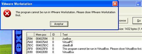 imagenes maquinas virtuales vmware malware con detecci 243 n de m 225 quinas virtuales