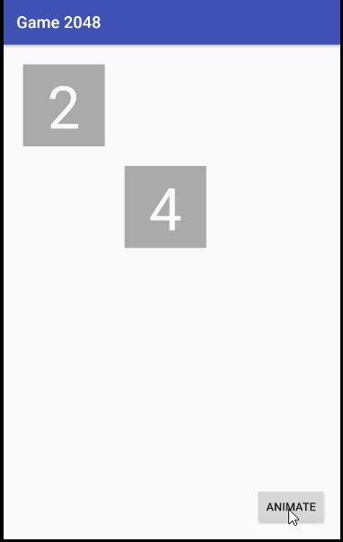 layout animation xml android which layoutmanager for the animations of a 2048