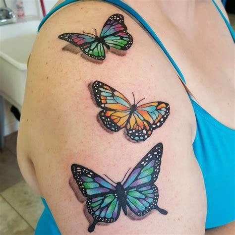 butterfly quarter sleeve tattoo 21 half sleeve tattoos ideas design trends premium