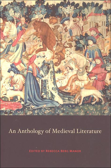 medieval literature anthology of medieval literature 059029 details