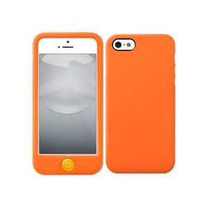 colors of iphone 5s iphone 5 5s switcheasy colors saffron orange