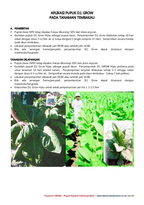 Pupuk Cair Digrow product knowledge pupuk di grow