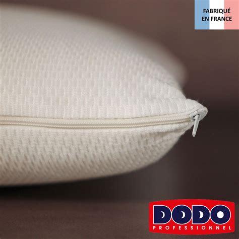 oreillers dodo oreiller pour cervicales oreiller ergonomique sp cial