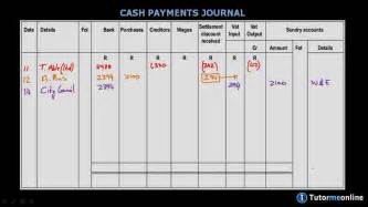 Payroll Report Template determining vat in the cash payments journal youtube