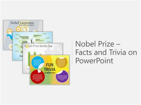 sle use of nobel prize facts powerpoint
