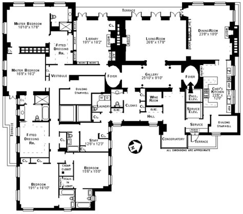 kennedy compound floor plan floor plan of jackie s apartment after it was sold to one