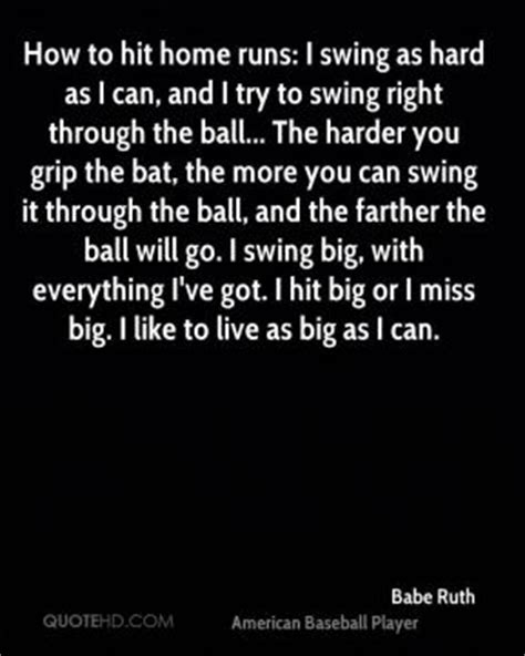 can i swing hitting quotes quotesgram