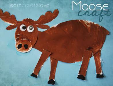 moose crafts for jeanporter moose