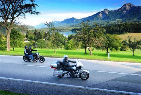 Motorrad Tourenplaner Kurvenreich oberrainerhof motorrad