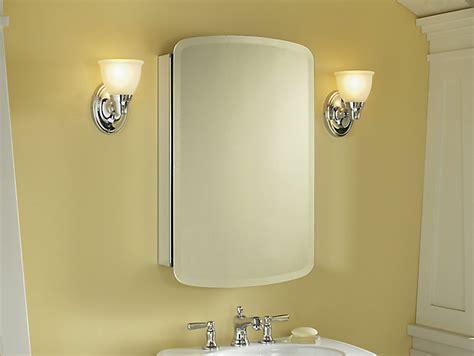 kohler bancroft mirrored medicine cabinet kohler recessed mirrored medicine cabinet home design ideas