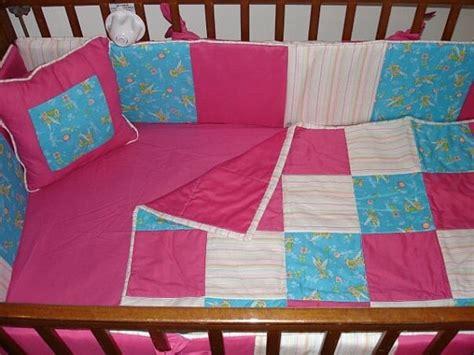 Tinkerbell Boutique Crib Mini Crib Toddler Nursery Bedding Set Tinkerbell Crib Bedding Sets