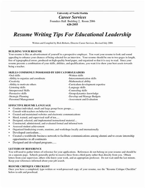 resume format for assistant professor resume ideas