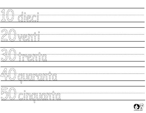 Italian Worksheets by Image Gallery Italy Worksheets For Elementary