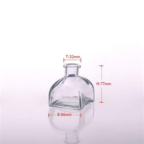 Minyak Wijen Per Botol botol minyak wangi telus dengan bentuk khemah botol kaca