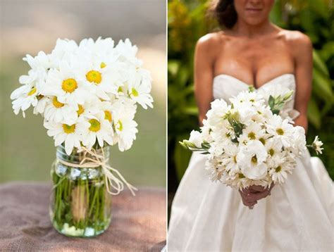 Wedding Bouquet Of Daisies by Daisies For Wedding Flowers Images Wedding Ideas