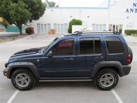 2005 Jeep Liberty Recalls Buy Used 2005 Jeep Liberty Renegade 4x4 Trail 3 7