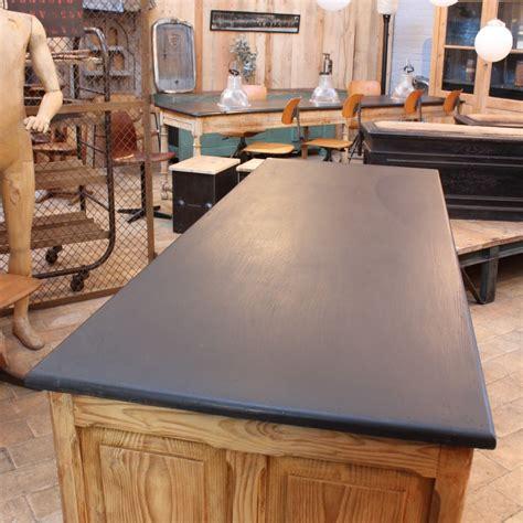 meuble ancien 1367 ancien bureau d usine en bois