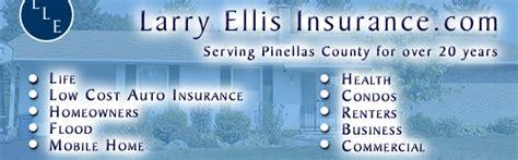Dams Ellis Insurance Agency St Petersburg Insurance Agency Larry Ellis Insurace