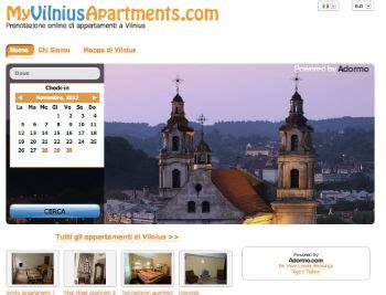 sito per prenotare appartamenti prenotare appartamenti a vilnius un sito da mettere tra i