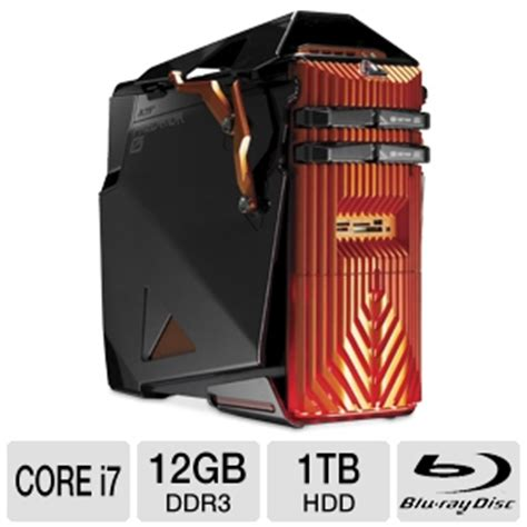 buy the acer aspire predator g7 ag7750 e4152 gaming pc at tigerdirect ca