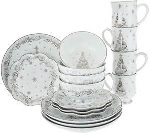 temp tations metallic christmas eve or winter 16pc