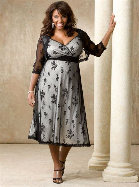 evening dresses for plus sized can still go