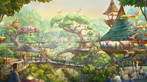 theme park resorts halo theme park thinkwell group inc