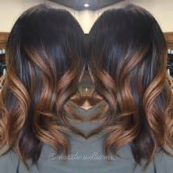 hair that comes to a point 40 hair color ideas that are perfectly on point caramel