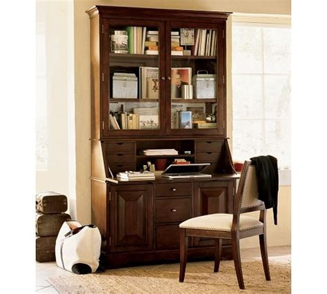 Graham Desk Hutch Pottery Barn Love This Home Pottery Barn Graham Desk