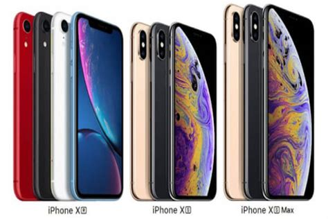 iphone xs vs iphone xr vs iphone xs max shoud you upgrade
