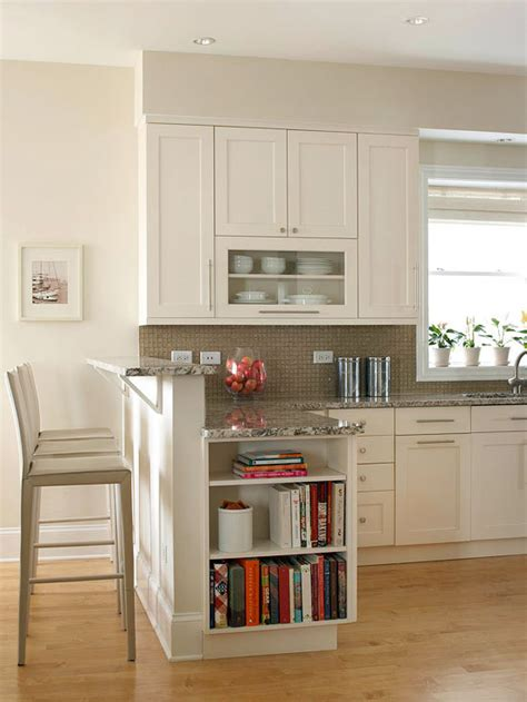 compact kitchens that make the small space look bigger